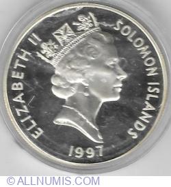 Imaginea #1 a 10 Dollars 1997 - Golden Wedding Anniversary
