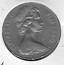Image #1 of 20 Cents 1980