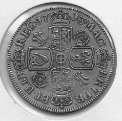 Shilling 1713