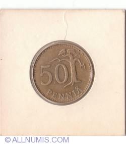 Image #2 of 50 Pennia 1963