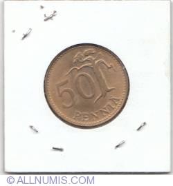 50 Pennia 1981