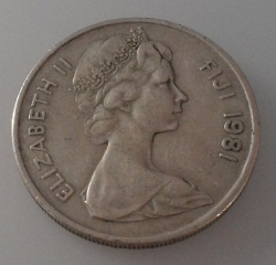 Image #1 of 10 cent 1981