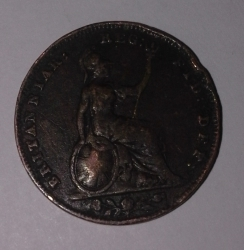 Image #1 of Farthing 1838