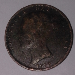 Image #2 of Farthing 1838