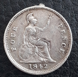Image #2 of Groat 1842