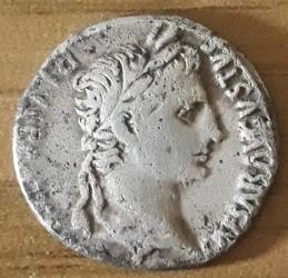 Imaginea #1 a Denarius Augustus