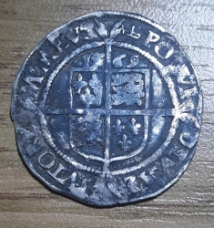 Image #2 of 6 Pence 1569