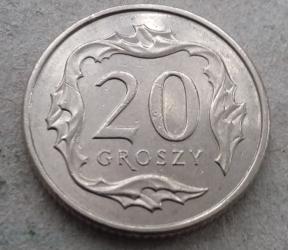 Image #2 of 20 Groszy 2017