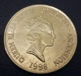 Imaginea #1 a 10 Pence 1998