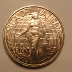 Image #2 of 100 Lire 1998 (XX)