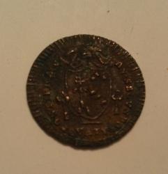 1 Quattrino 1802 (II)