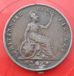 Imaginea #2 a Farthing 1834