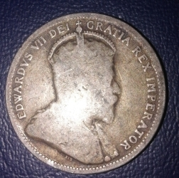 Image #1 of 25 Cents 1902 (H)