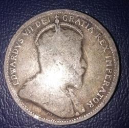 25 Cents 1902 (H)