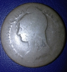 Image #1 of 5 Centimes 1796 (l'an 5) A