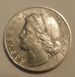 Image #1 of 1 Lira 1946 R