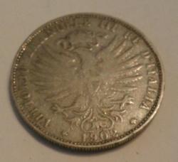 Image #2 of 25 centesimi 1902 R