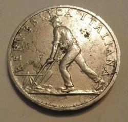 Image #1 of 2 Lire 1946 R