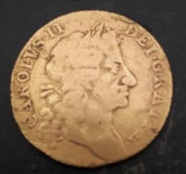 Image #1 of 1 Guinea 1683
