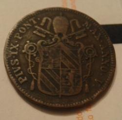 Image #2 of 1 Baiocco 1850 (V) R