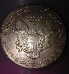 Image #2 of Silver Eagle 1990