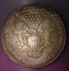 Image #2 of Silver Eagle 1994