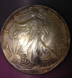 Image #1 of Silver Eagle 1994