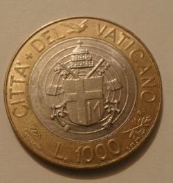 Image #2 of 1000 Lire 1998 (XX)