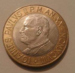 Image #1 of 1000 Lire 1998 (XX)