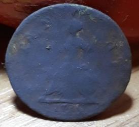 Farthing 1720 (large planchet)