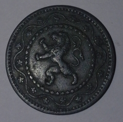 Image #1 of 10 Centimes 1915