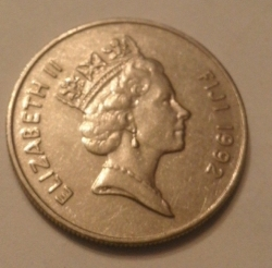 Image #1 of 10 Cents 1992