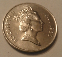 Image #1 of 10 Cents 1995