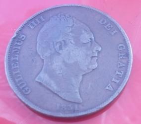 Imaginea #1 a Penny 1831
