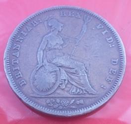 Imaginea #2 a Penny 1831