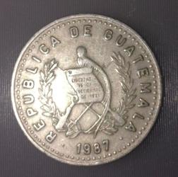Image #2 of 10 Centavos 1987