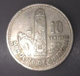 Image #1 of 10 Centavos 1987