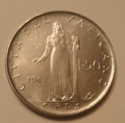 Image #2 of 50 Lire 1962 (IV)
