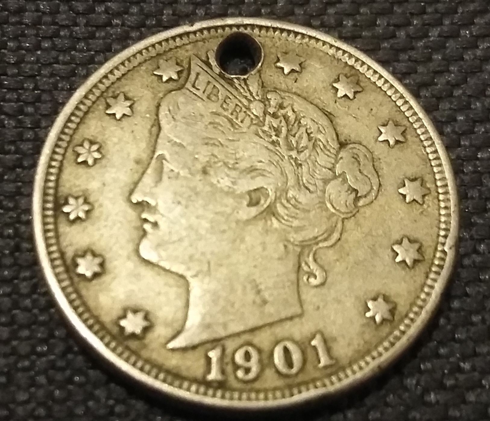 1 Dollar Silver Coin 1882