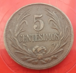 Image #2 of 5 Centesimos 1946