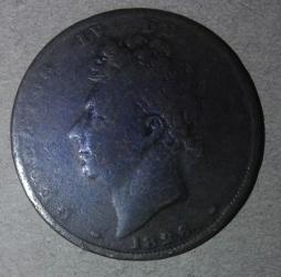 Image #1 of Farthing 1826