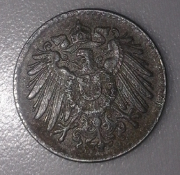 Image #2 of 5 Pfennig 1921 D