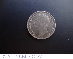 Image #1 of 1/2 Gulden  1844