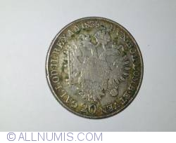 Image #2 of 20  Kreuzer 1835 B