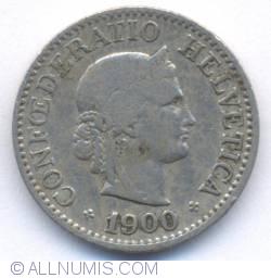 Image #1 of 10 Rappen 1900