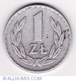 Image #1 of 1 Zloty 1949