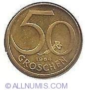 Image #2 of 50 Groschen 1964