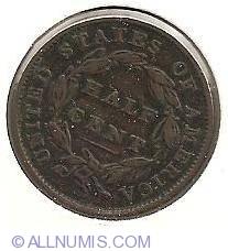 Image #2 of Classic Half Cent 1835