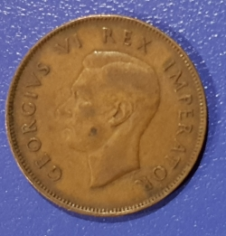 Image #2 of 1 Penny 1945
