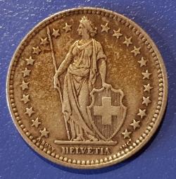 Image #2 of 2 Francs 1939 B